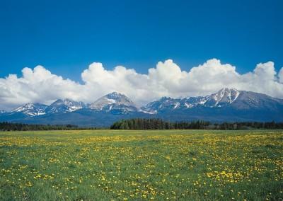 9-vysoke tatry panorama